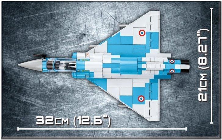 COBI Mirage 2000 Size