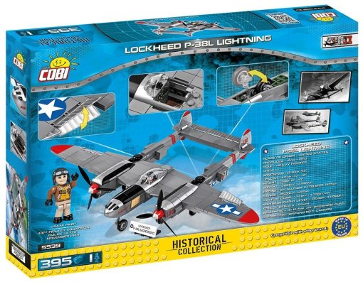 COBI P38L Lightning Set US Store