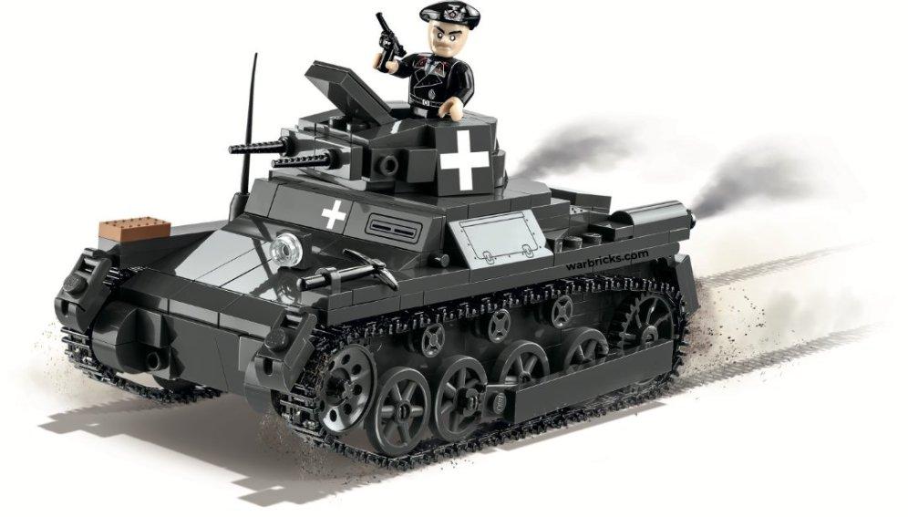 COBI Panzer I Ausf.A Amazon