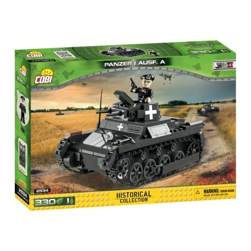 COBI Panzer I Ausf.A Tank Set