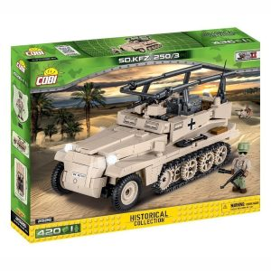 COBI SD KFZ 250 Halftrack Set 2526