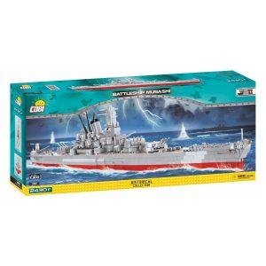 Cobi Battleship Musashi Set (4811)