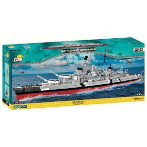 COBI Battleship Bismarck Set (4819)
