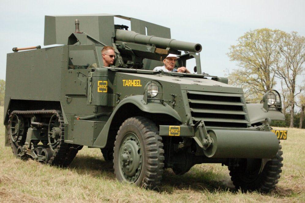 COBI M3 Gun Motor Carriage