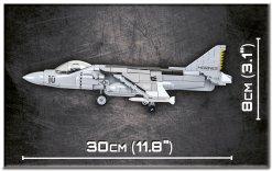 COBI AV-8B Harrier II Plus (5809) length