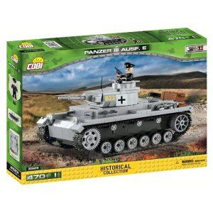 COBI PANZER III Ausf. E Tank Set (2523)