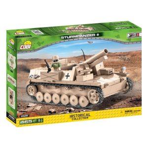COBI Sturmpanzer II Tank (2528)f