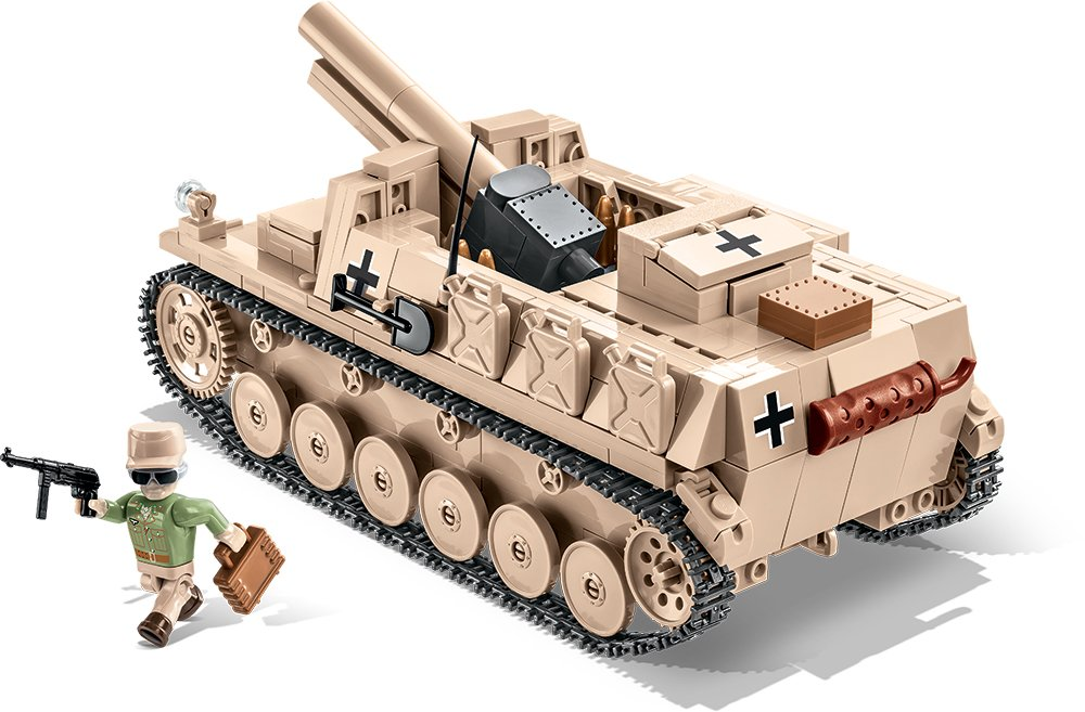 COBI Sturmpanzer II Tank Reviews