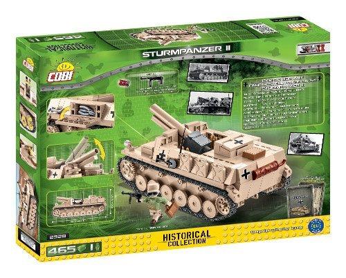 COBI Sturmpanzer II Tank