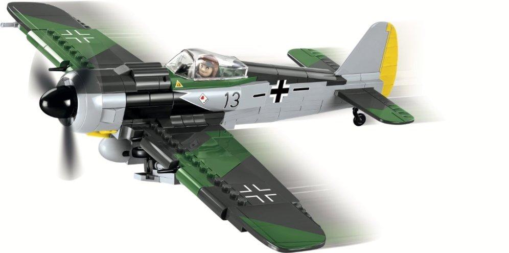 COBI Focke Wulf FW 190 Fighter Set (5704) Amazon Prime