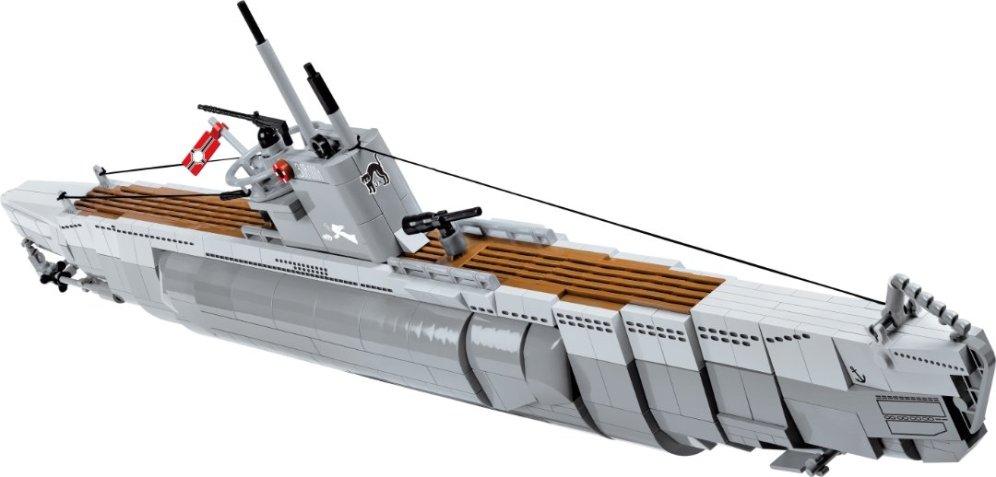 COBI U-48 U-Boat Submarine Set (4805) USA Store