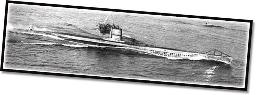 COBI U-48 U- Boat Submarine Set (4805)
