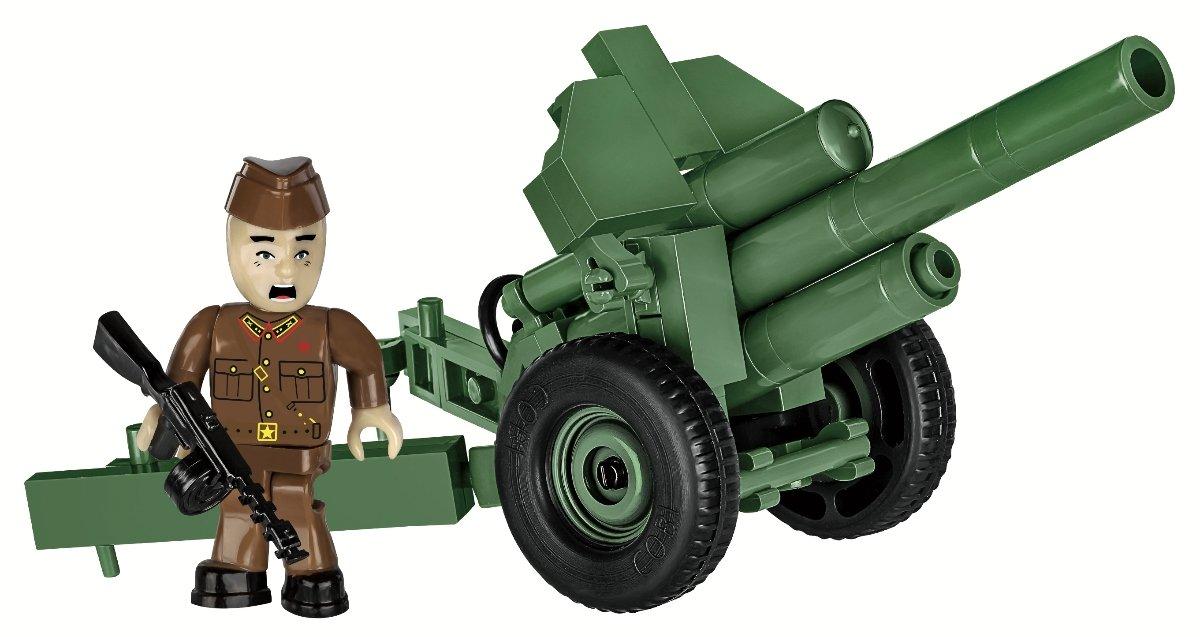 COBI 122 Howitzer Set (2395) review