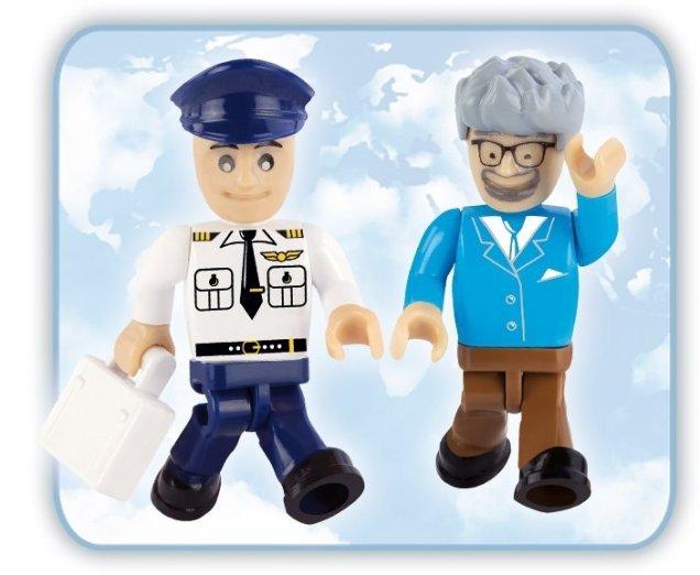 COBI 787 Figures