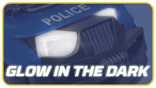 COBI ATV Police Patrol Set (1547) headlights