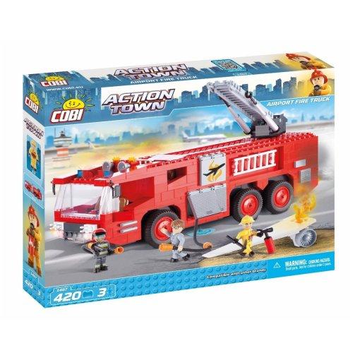 COBI Airport Fire Truck Set (1467)