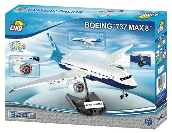 COBI Boeing 737 8 MAX (26175) Amozon