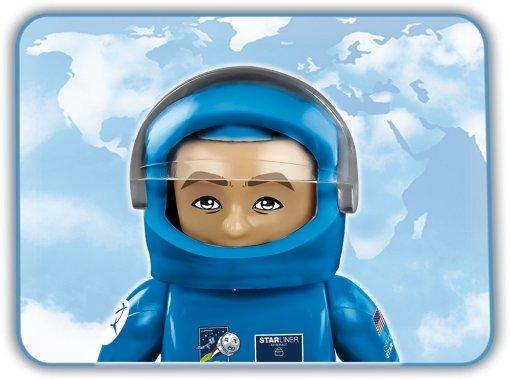 COBI Boing Starliner Set (26263) Pilot