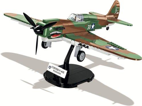 COBI CURTISS P-40E WARHAWK Set (5706) USA