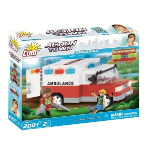 COBI Doctor Ambulance Set (1765)