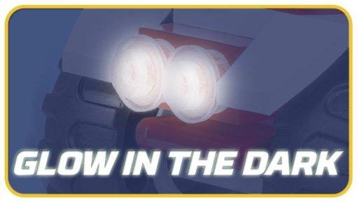 COBI Fire Patrol Unit Set Headlights