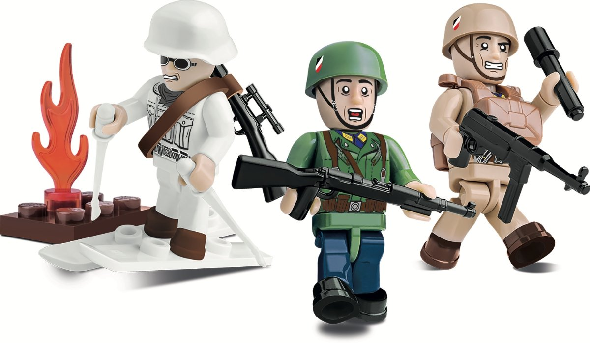 COBI German Elite Troop Set (2031) Amazon