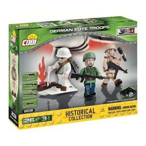 COBI German Elite Troop Set (2031)