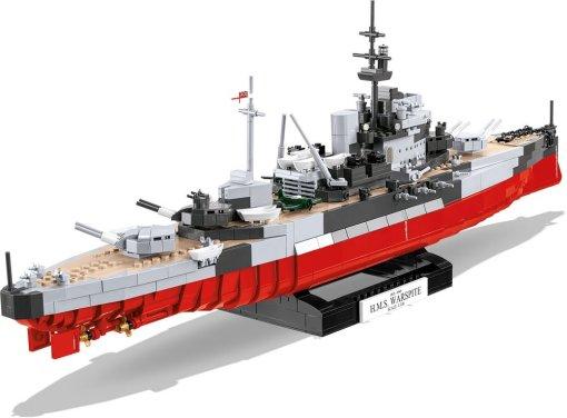COBI HMS Warspite Battleship (4820) Amazon