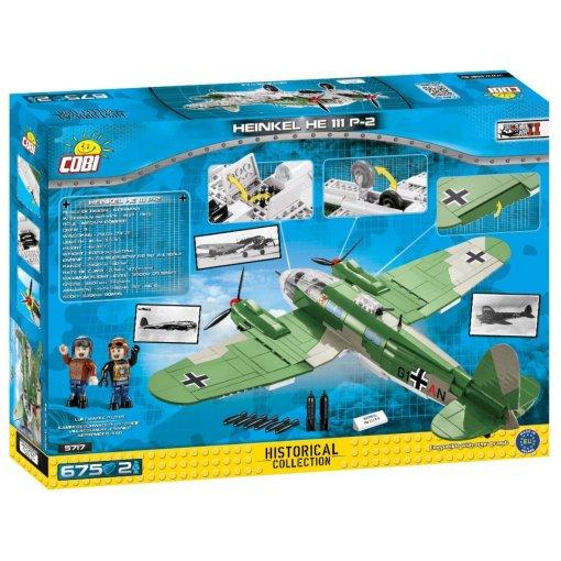 COBI Henkel HE 111 P-2 Set (5717) Box