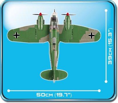 COBI Henkel HE 111 P-2 Size