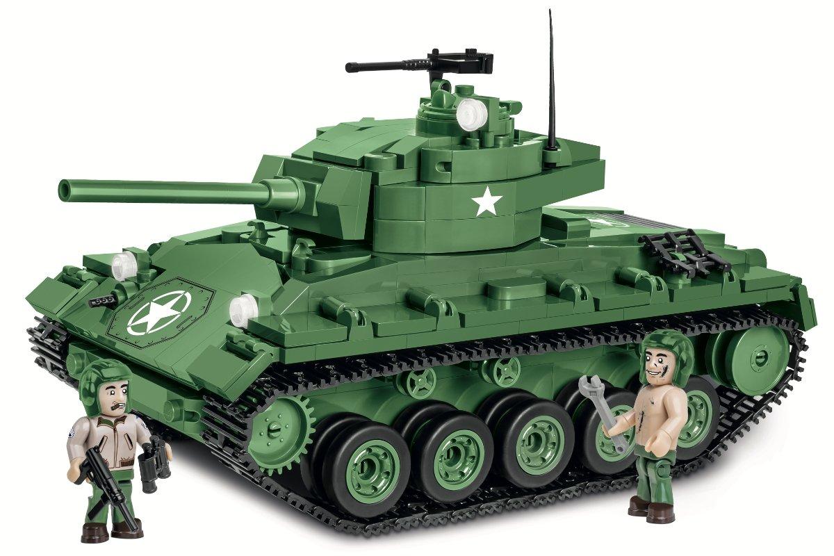 COBI M24 Chaffee Tank Set (2543) Amazon