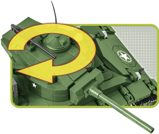 COBI M24 Chaffee