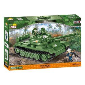 COBI MEDIUM TANK T- 55 (2234) SET