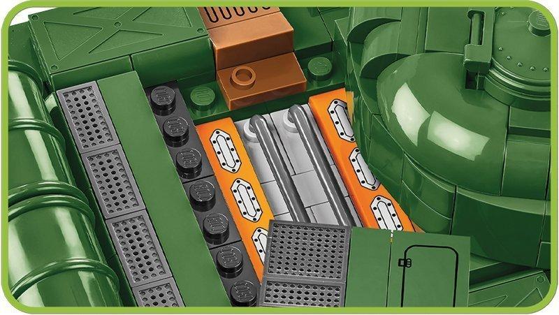 COBI MEDIUM TANK T- 55 Engine