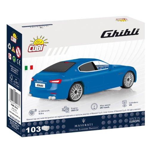 COBI Maserati Ghibli Set (24564) USA
