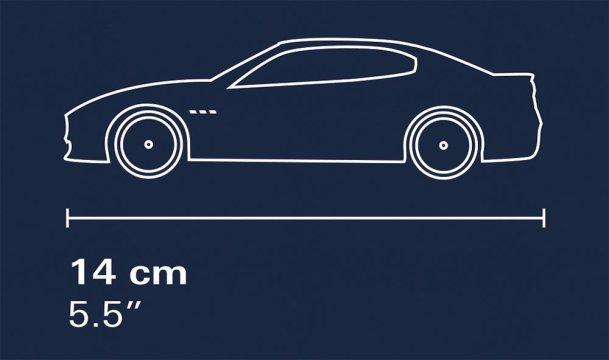 COBI Maserati Ghibli Set (24564) review
