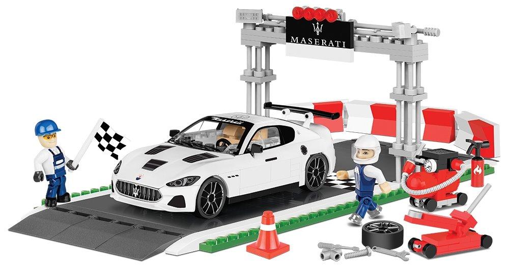 COBI Maserati Gran Turismo GT3 Set (24567) Amazon