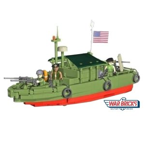 COBI PBR 31 MKII Patrol Boat Set (2238)