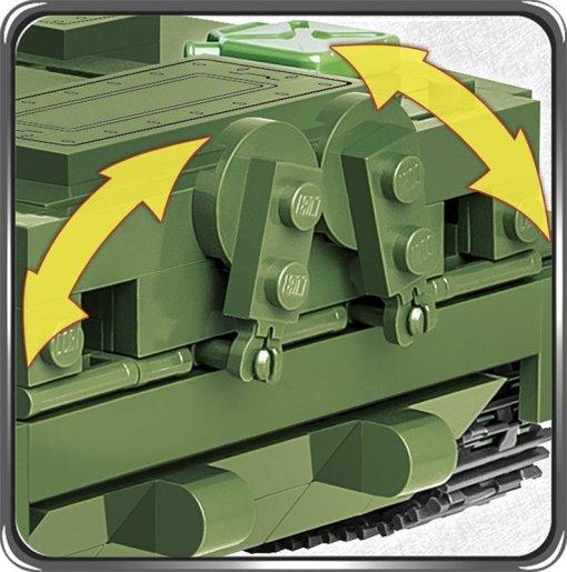 COBI PT-76 Tank Hydro