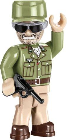 COBI Panzer IV AUSF. G Set (2546) soldier