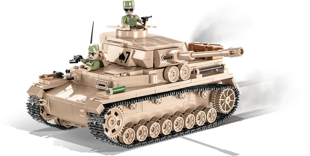 COBI Panzer IV AUSF. G Set (2546) usa