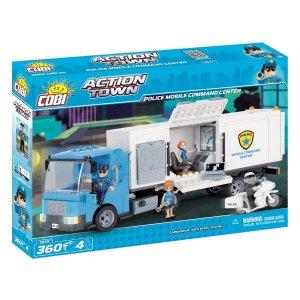 COBI Police Mobile Command Center Set (1573)