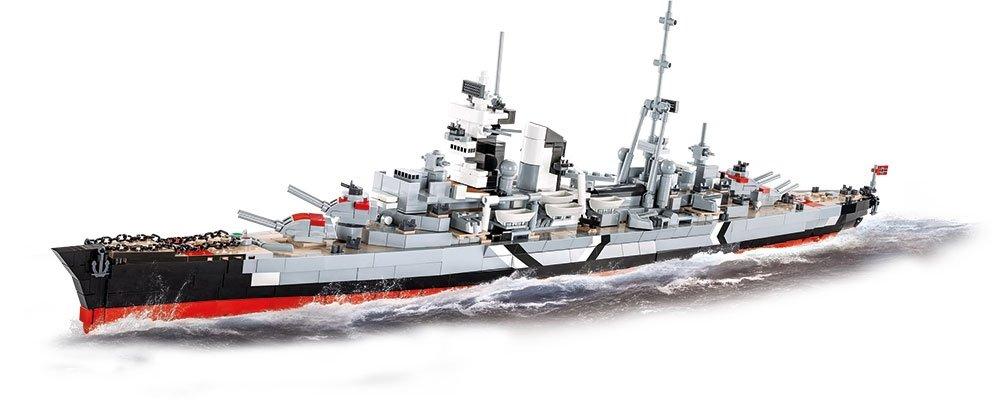 COBI Prince Eugen Heavy Cruiser Set (4823) usa