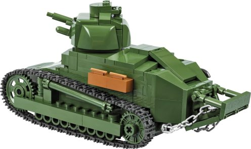 COBI Renault FT-17 Tank Set (2973) Best Price