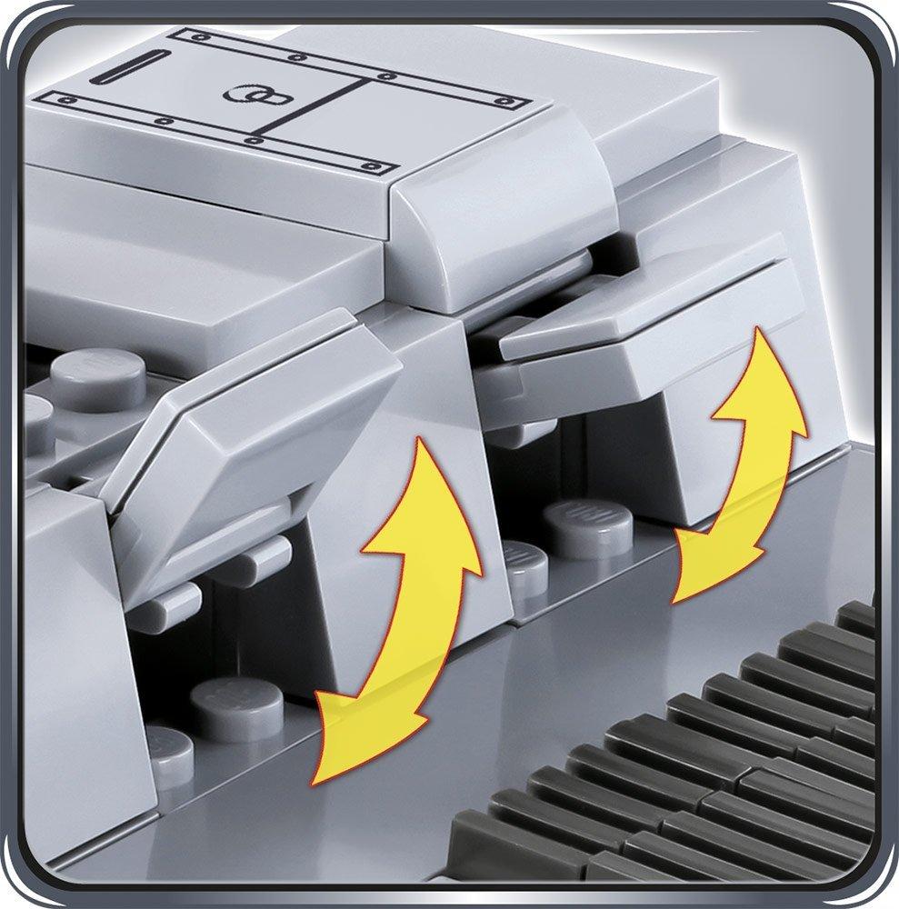 COBI STURMPANZERWAGEN A7V Set (2982) Details