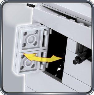 COBI STURMPANZERWAGEN A7V Set (2982) Hatch
