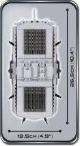 COBI STURMPANZERWAGEN A7V Set (2982) Size