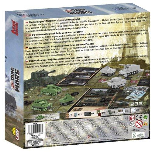 COBI Tank Wars Game