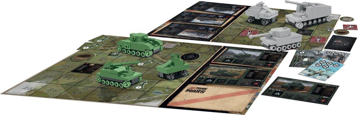 COBI Tank Wars Game (22104) Amazon