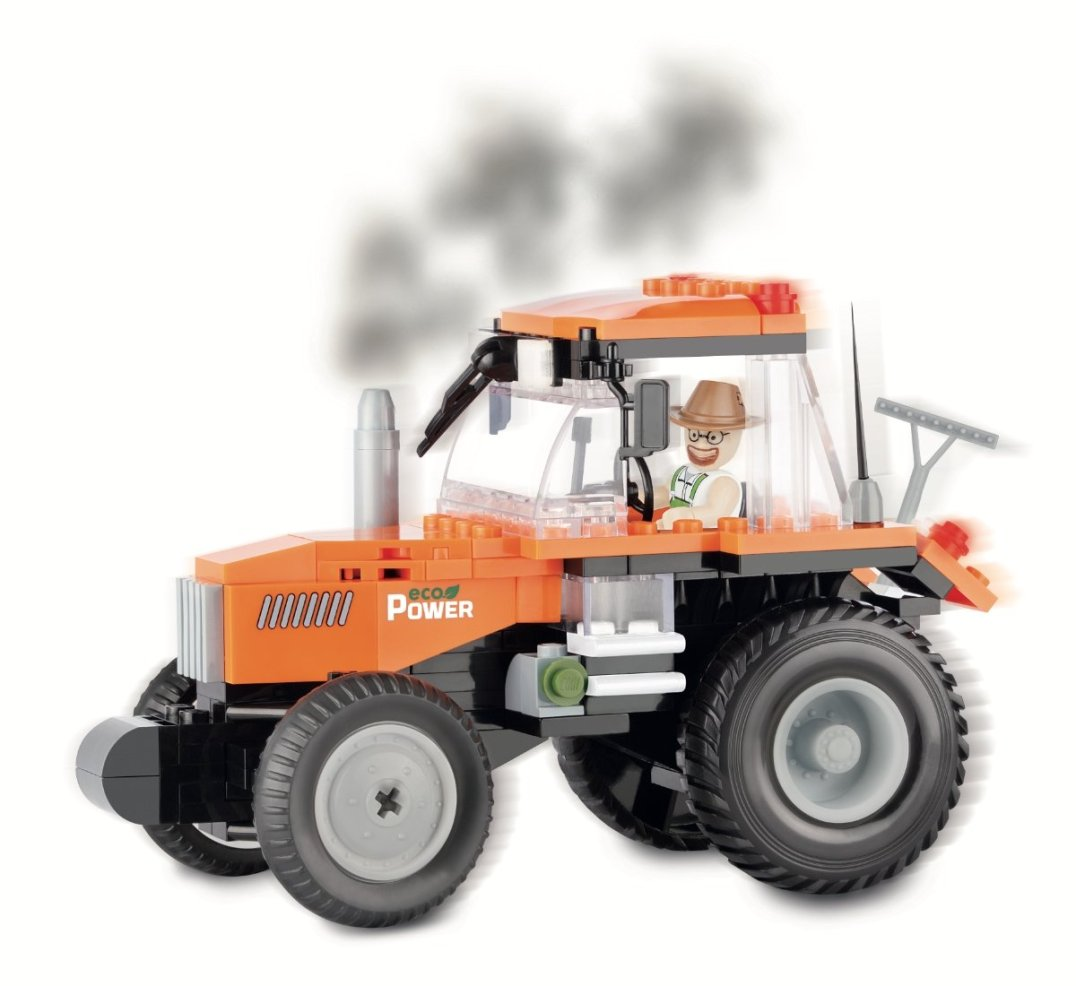 COBI Tractor Set (1861) Amazon